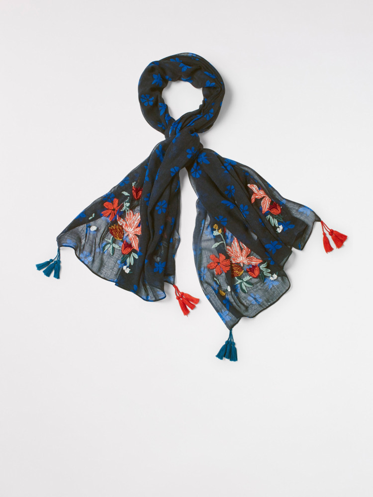 National Gallery Wool Scarf