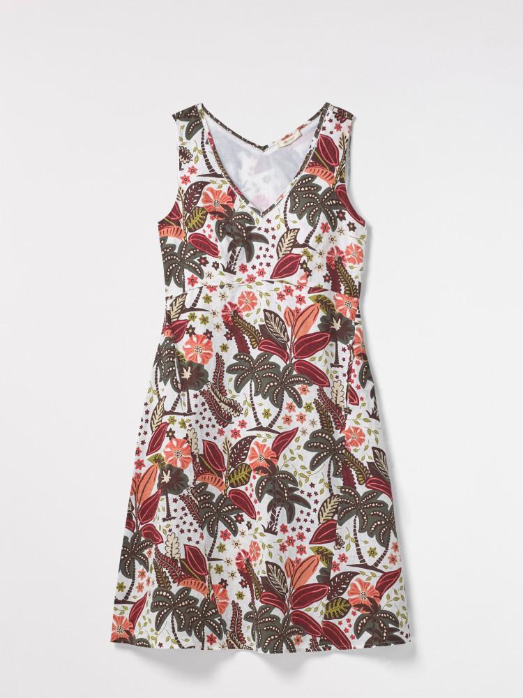 Casa Linen Dress