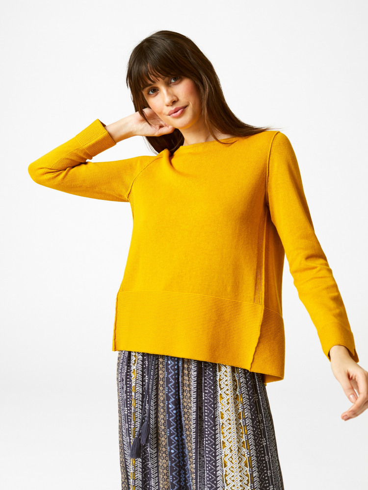 Canyon Wrap Jumper