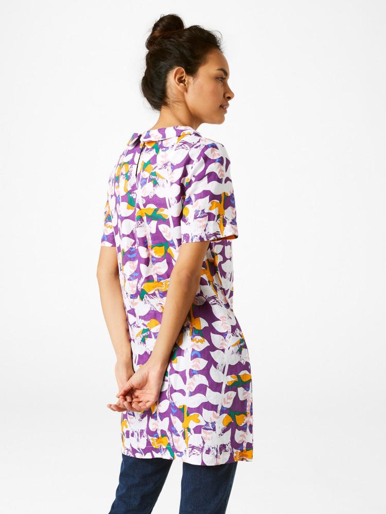 Sycamore Linen Tunic
