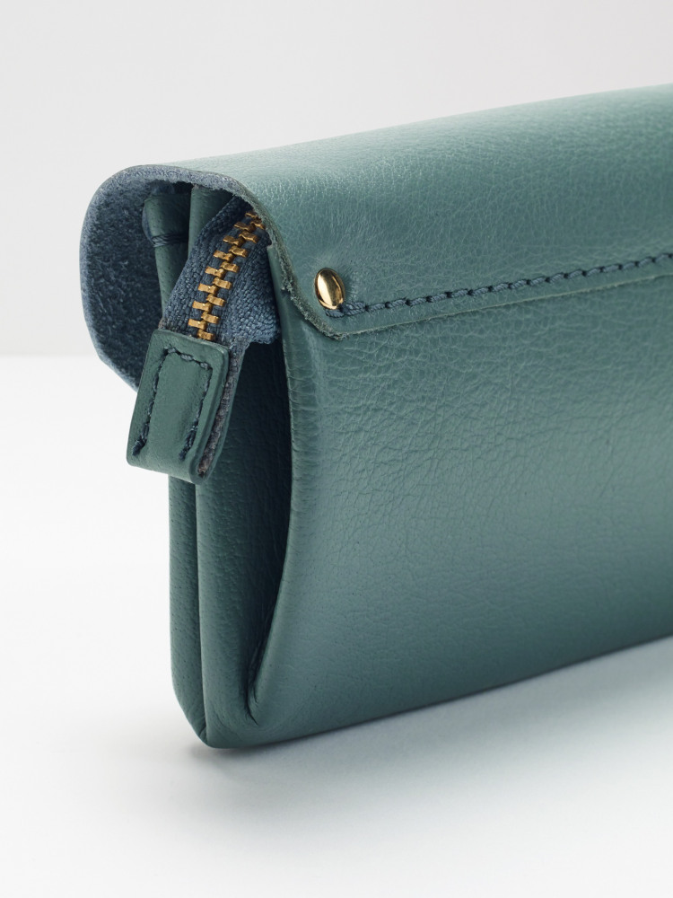 Long Kate Leather Purse