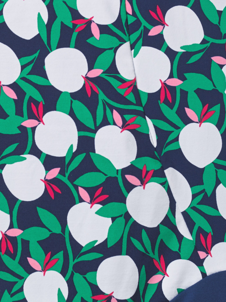Apple Panel Swimsuit