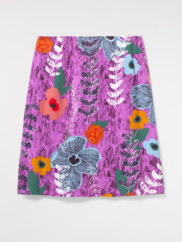 Buttercup Linen Mix Skirt