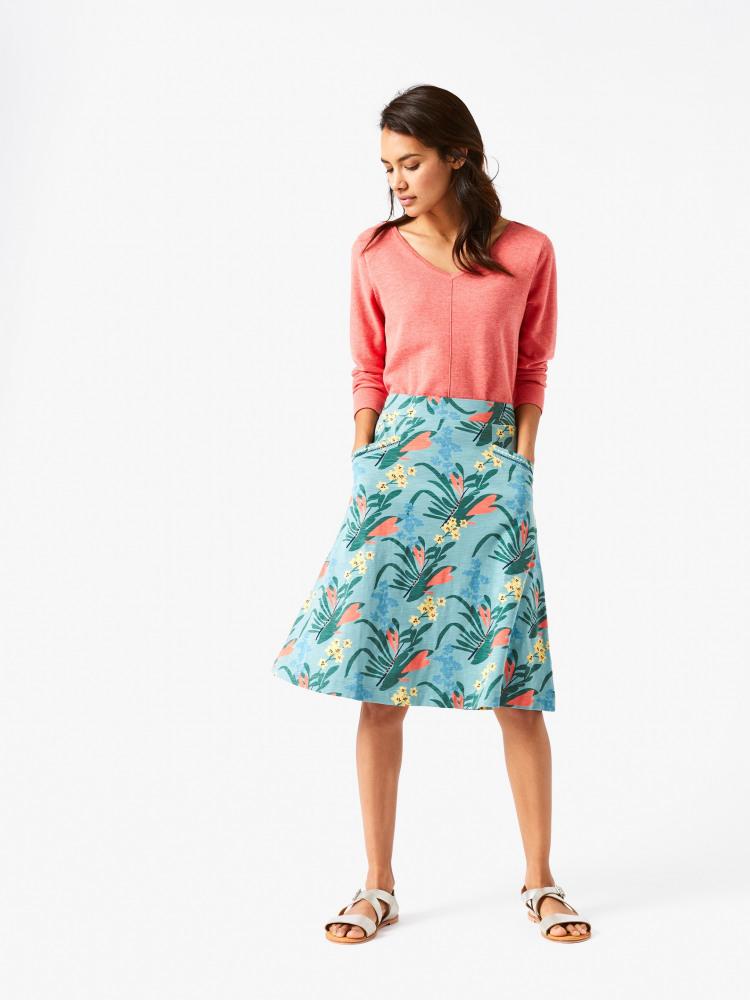 Road Trip Jersey Skirt