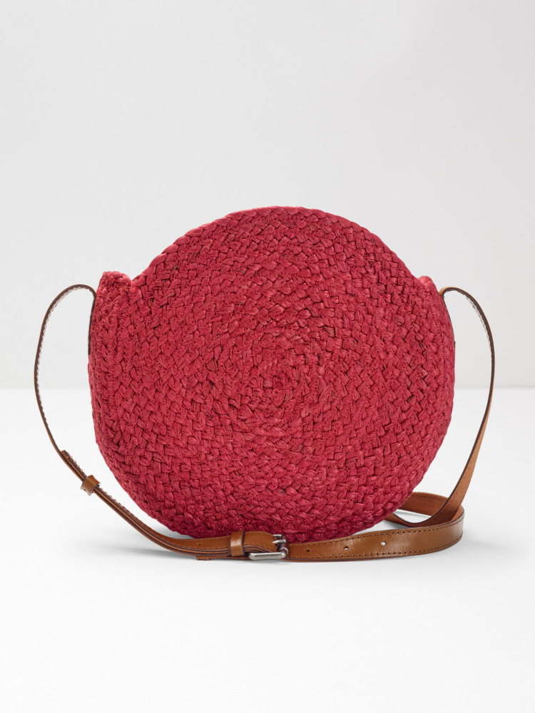 Amal Mini Jute Crossbody