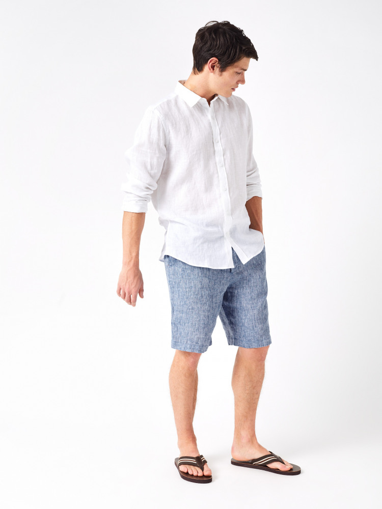 Banbury Linen Short