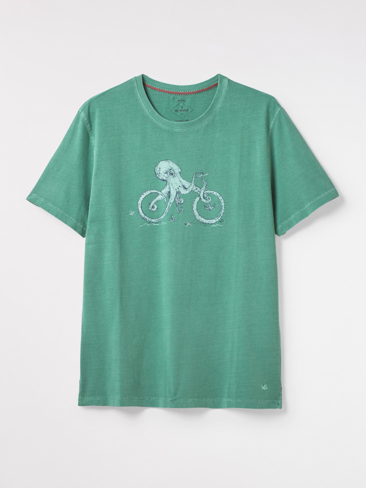 Octobike Graphic Tee