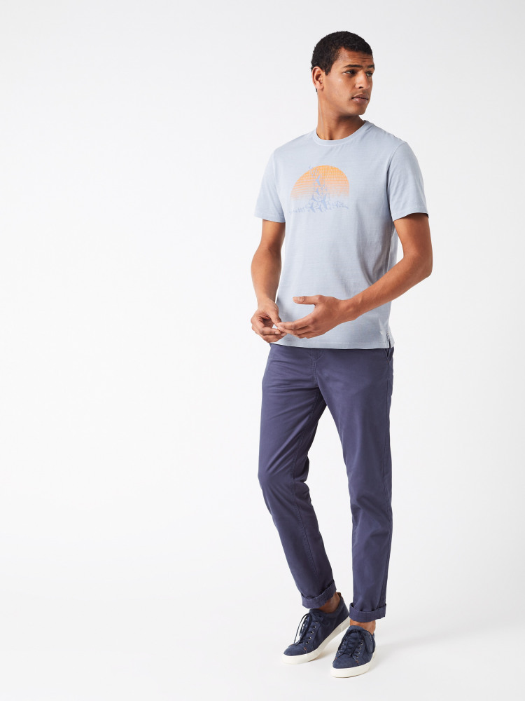 Flock Of Birds Graphic Tee