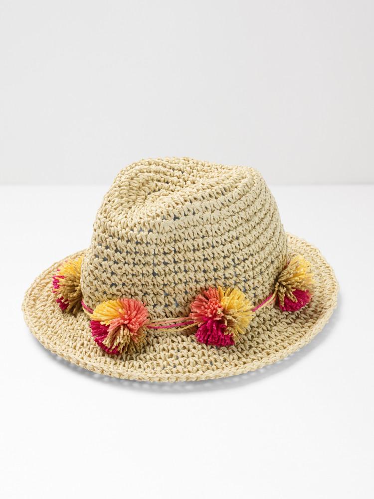 Peggy Pom Hat