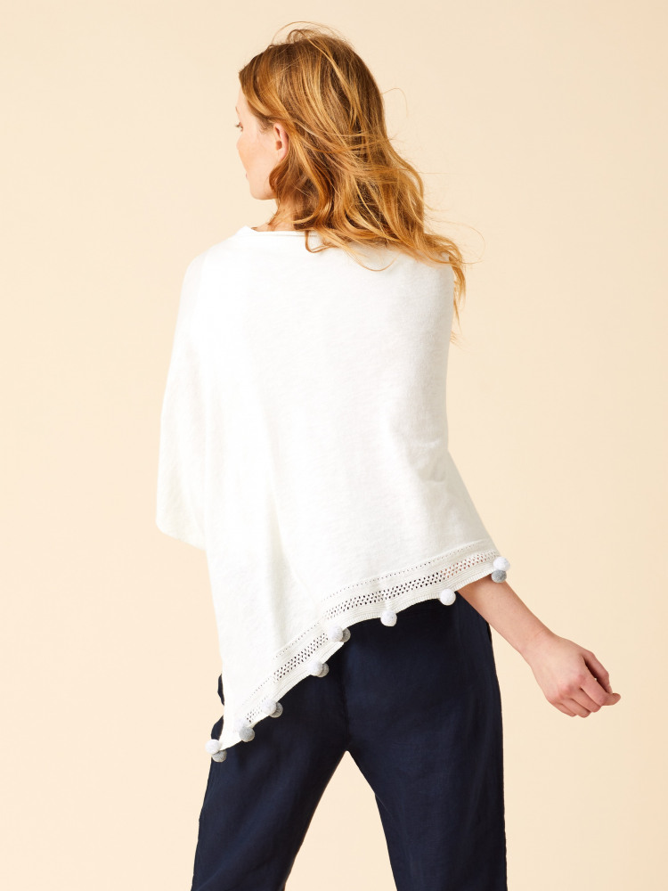 Savannah Summer Shimmer Poncho