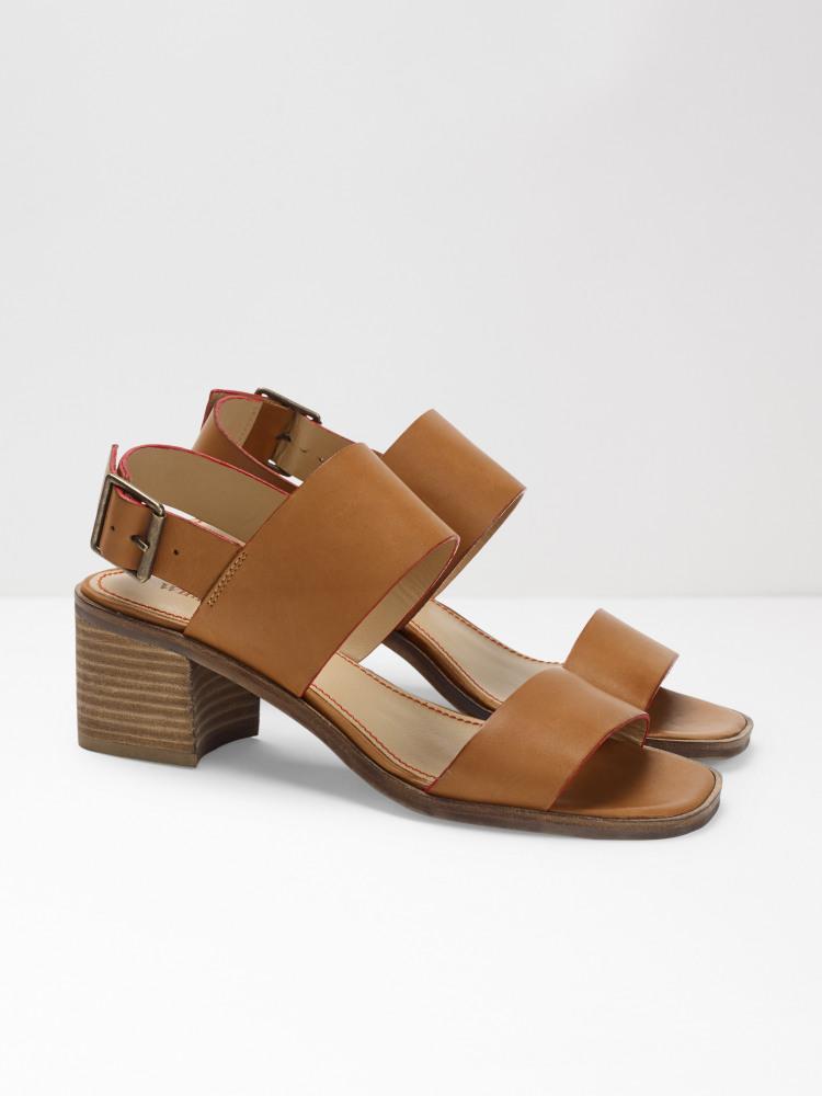 Sally Mid Block Heel