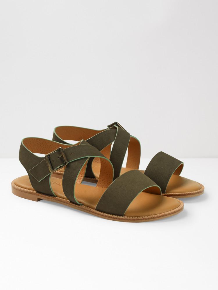 Olivia Flat Sandal
