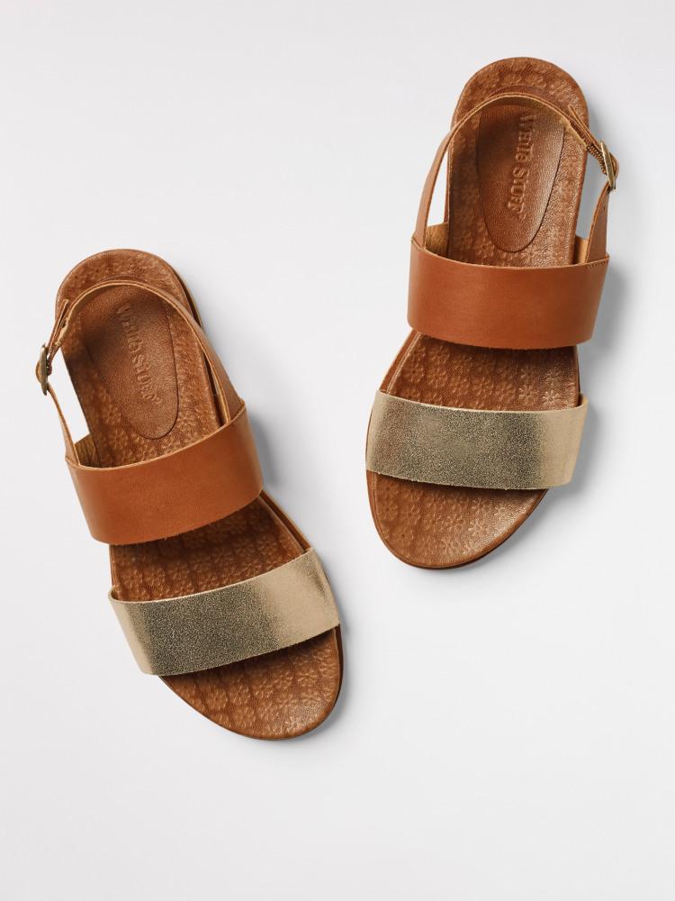 Margot Footbed Sandal