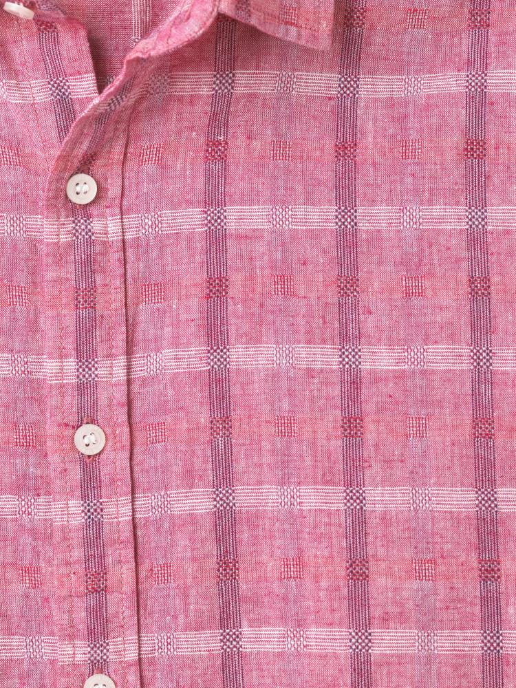 Bethal Check Short Sleeve Shirt
