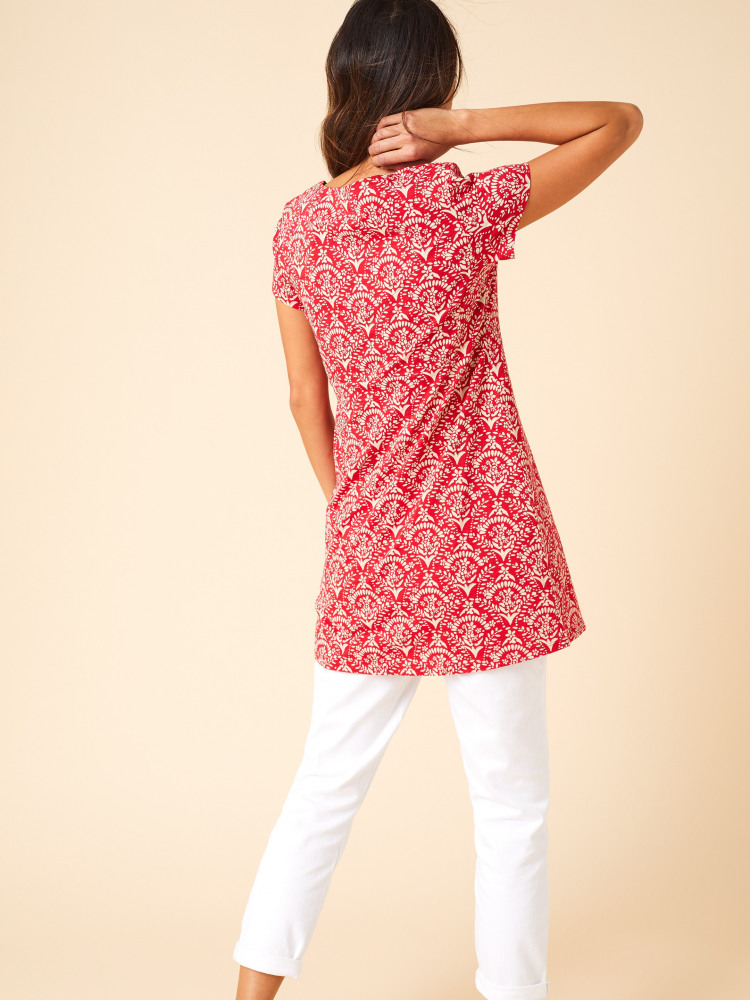 Pippi Jersey Tunic
