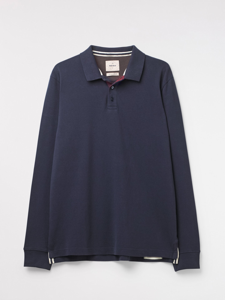 Shoreside Longsleeve Polo