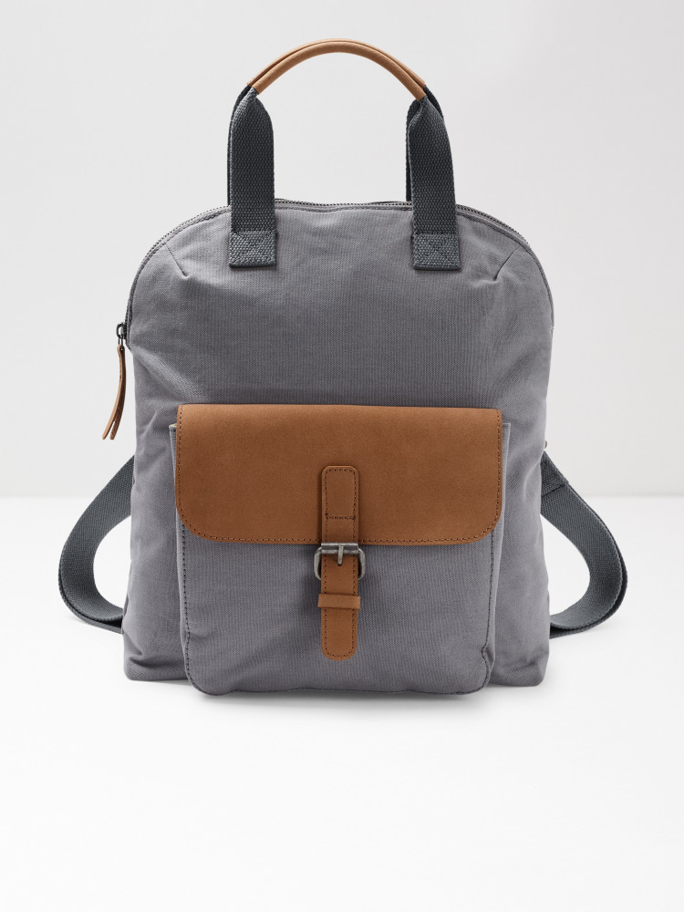 Bailey Canvas Backpack