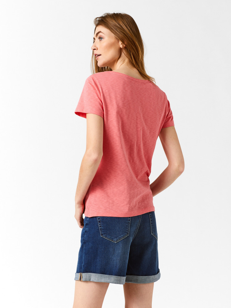 Katherine Fairtrade Jersey Tee
