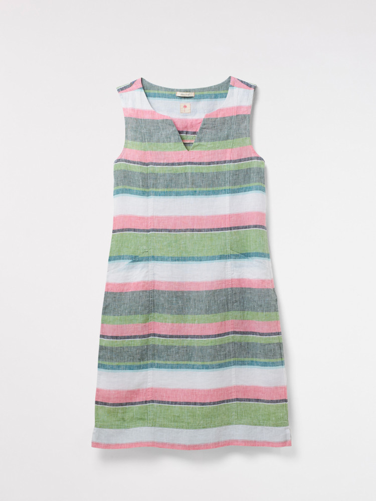 Stripe Marina Dress