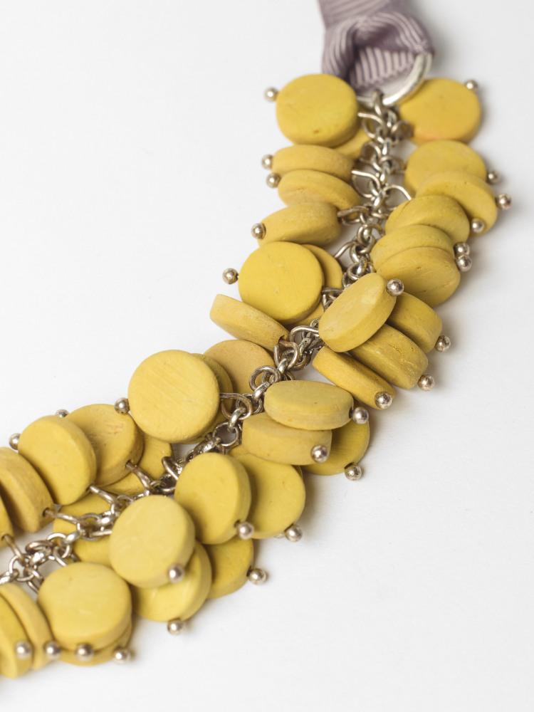 Cluster Monobead Necklace