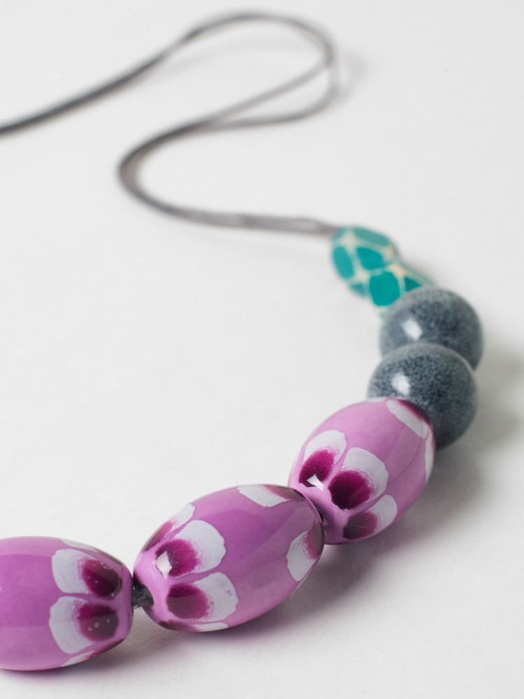 Cordelia Ceramic Necklace