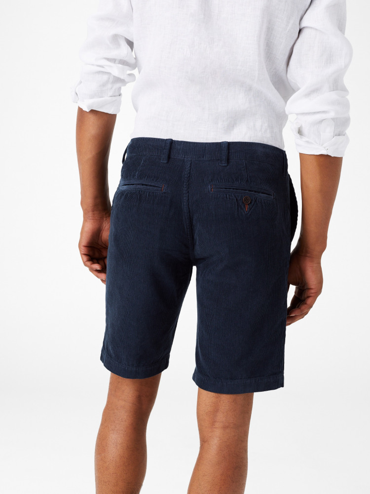 Banbury Washed Cord Short