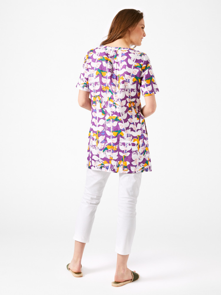 Harriet Linen Tunic