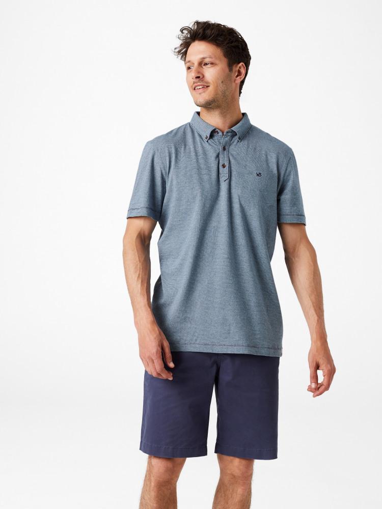 Truro Stripe Polo