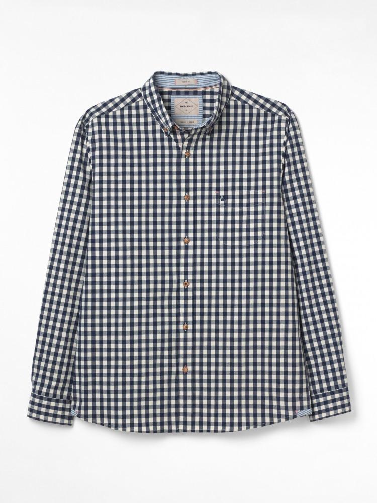 Izu Gingham Shirt