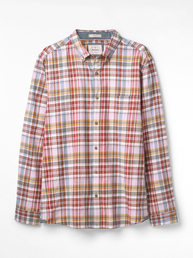 Sankara Check Shirt