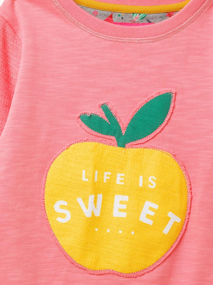 Pomme Du Jour Jersey Sweat