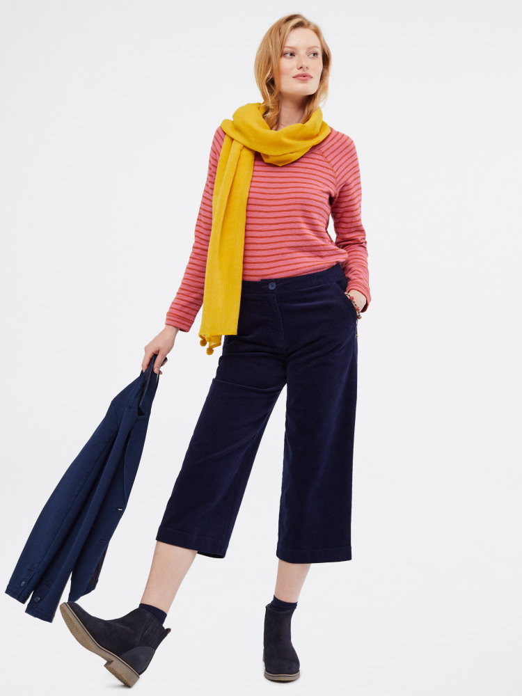 Arne Cord WideLeg Crop Trouser