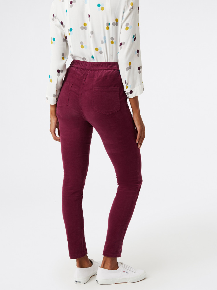 Cord Jegging