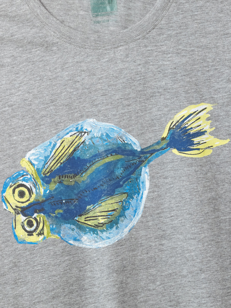 Puffafish Graphic Tee