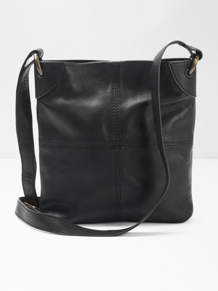 Blake Leather Crossbody