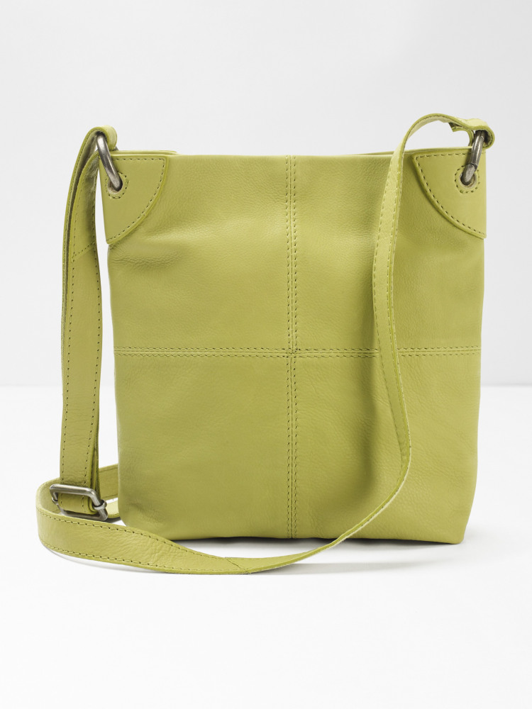 Blake Leather Crossbody