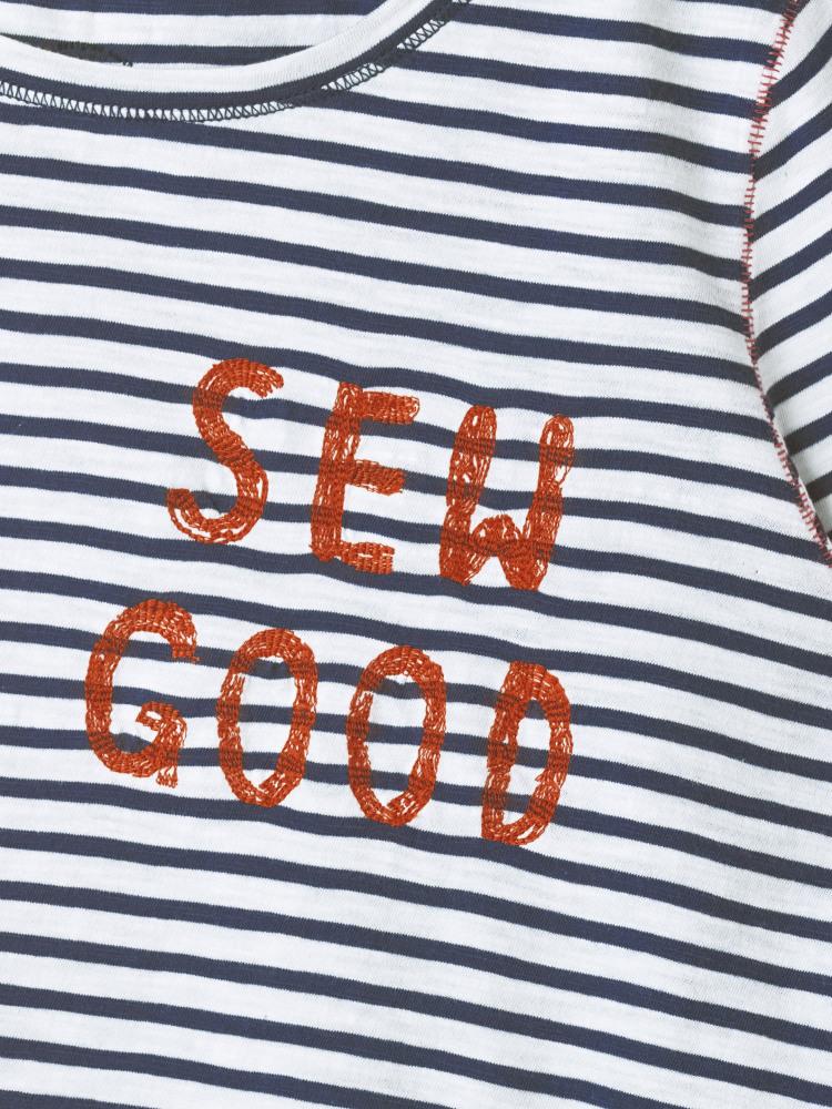 Sew Good Jersey Tee