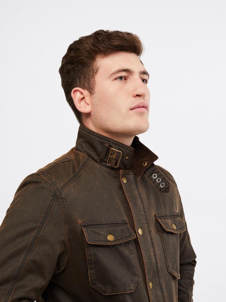 Derwent Waxed 4 Pocket Jacket