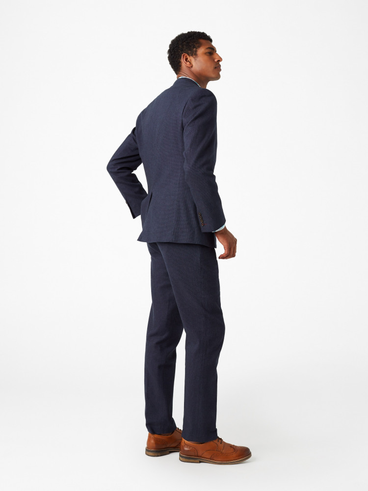 Davide Semi-plain Blazer
