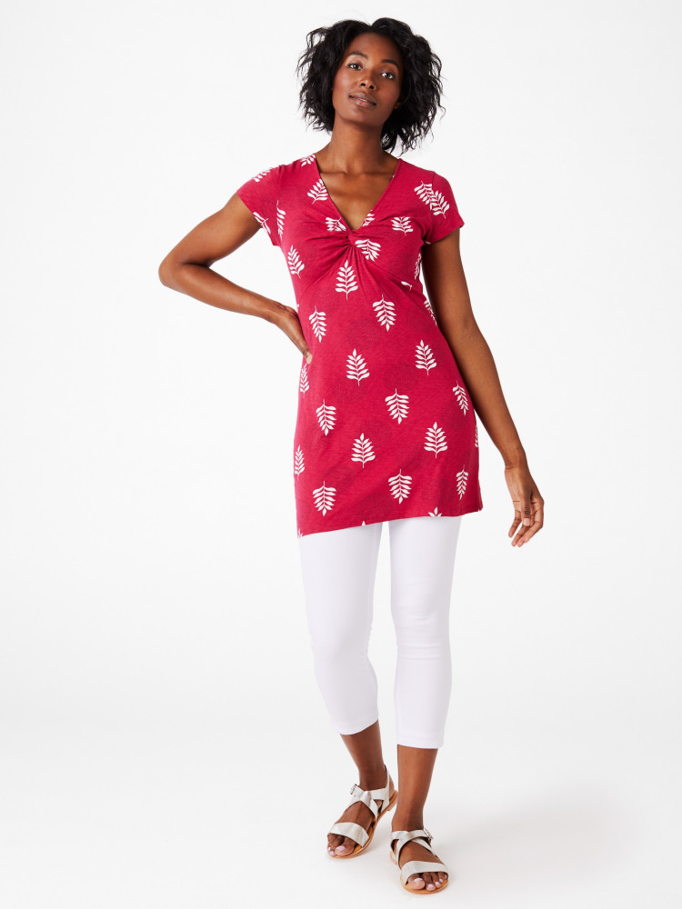 Knot a lot of Time Tunic