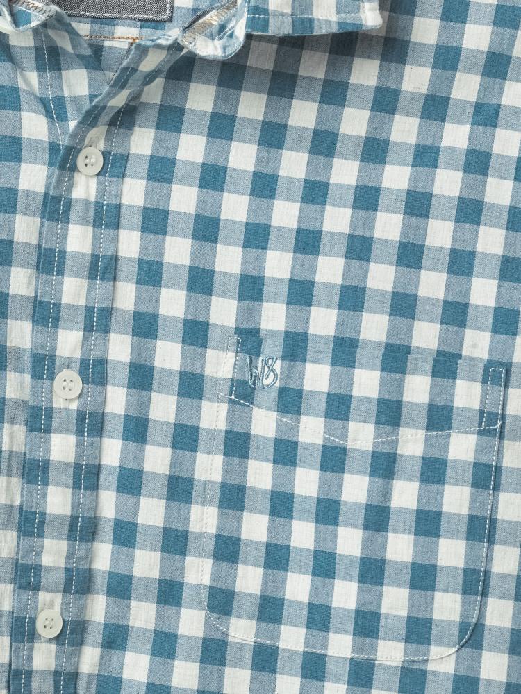 Erlswood Gingham Shirt