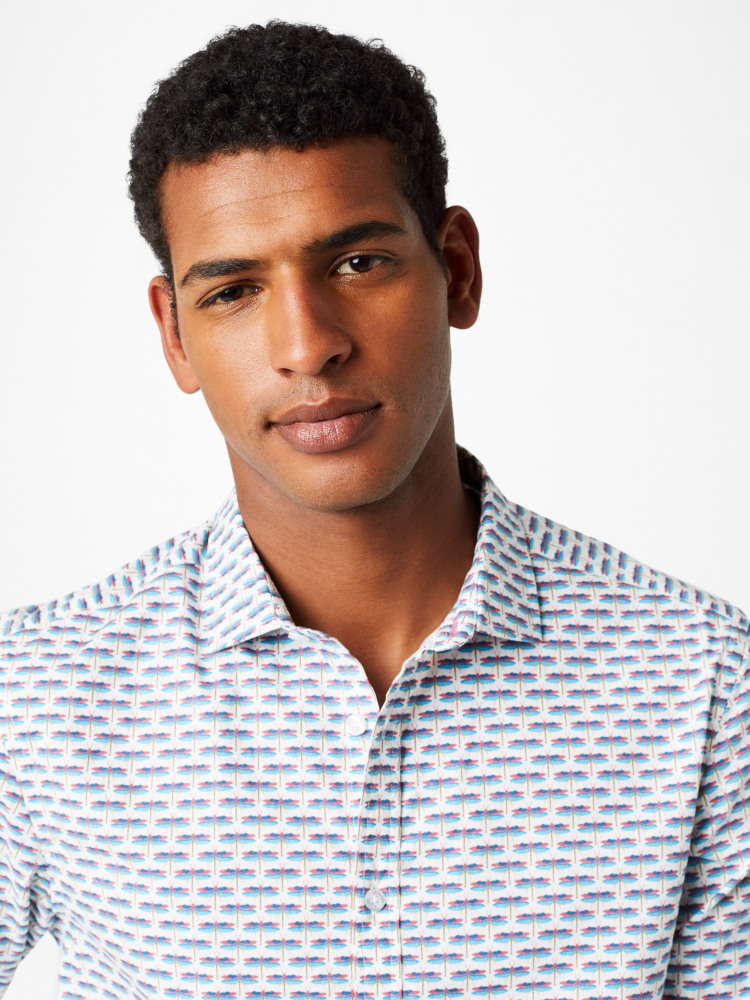 Scommondon Print Shirt