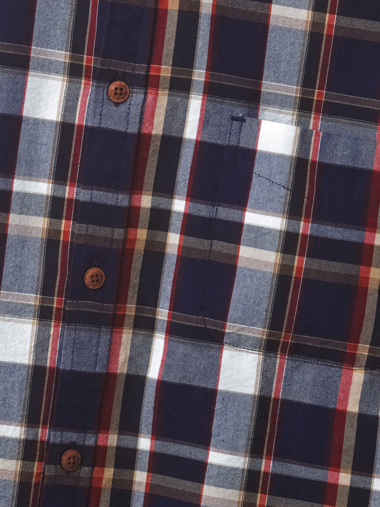 Argal Check Shirt