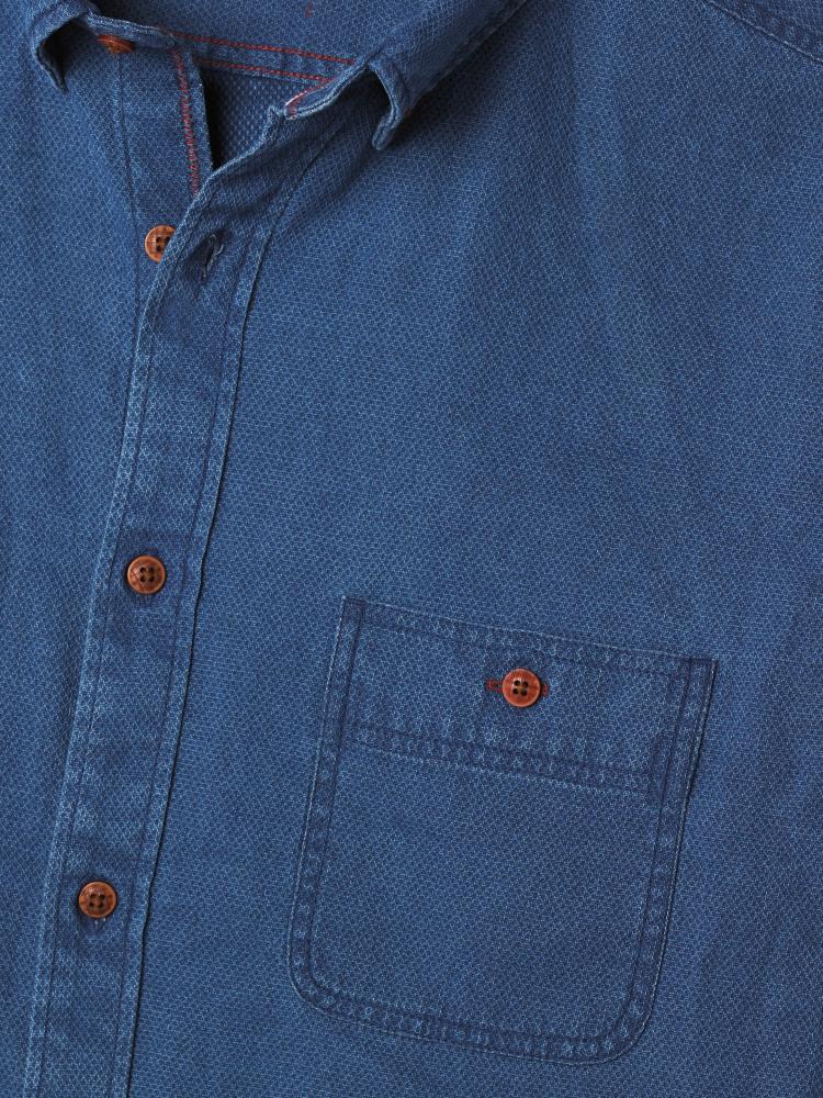 Carnaby Indigo Shirt