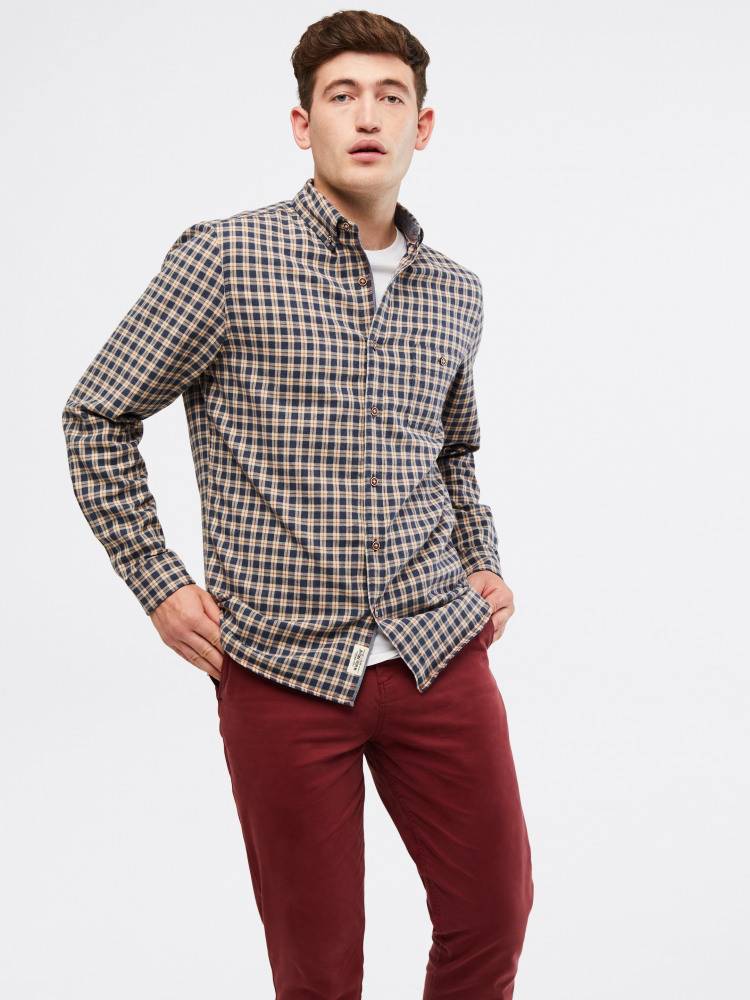 Shustoke Check Shirt