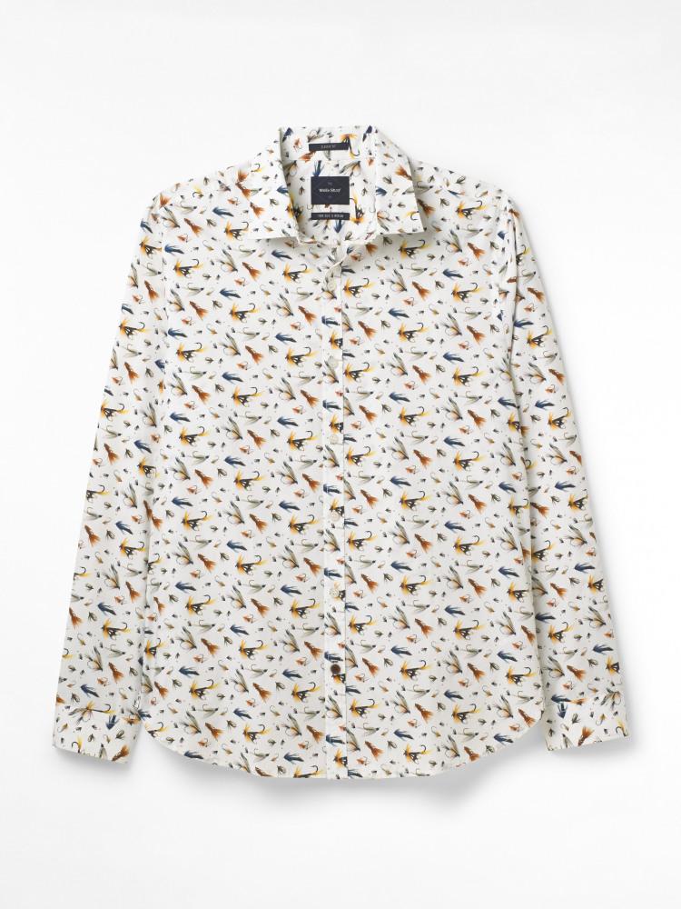 Scargal Print Shirt