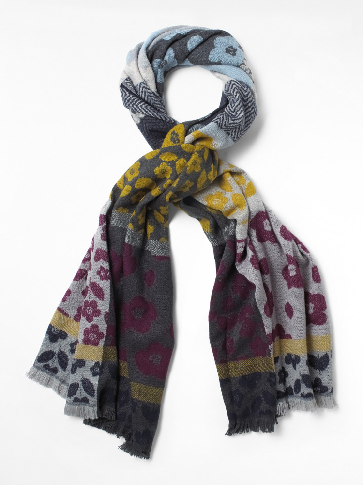 Gracie Patchwork Scarf