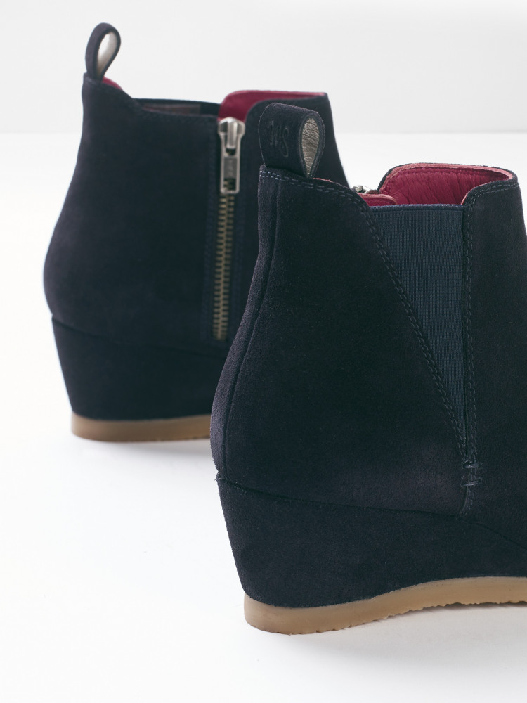 Issy Wedge Ankle Boot