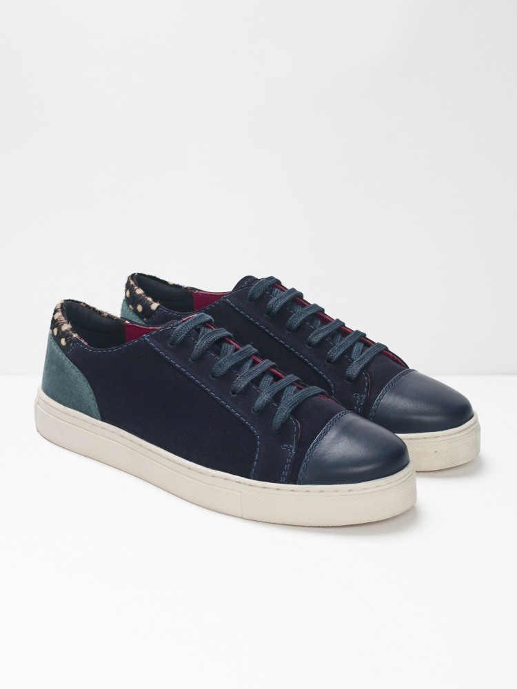 Juliet Leather Trainer