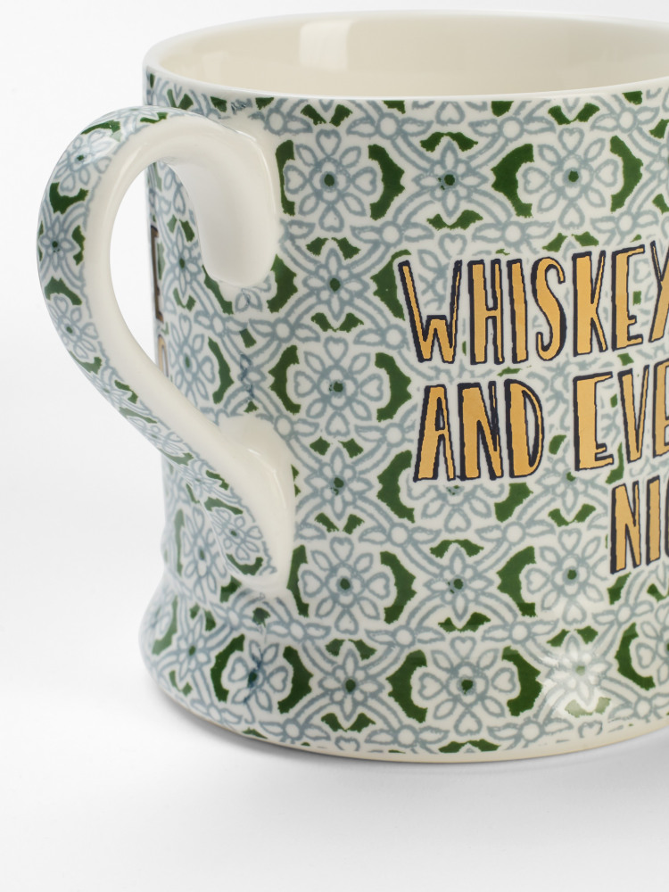 Whisky and Ice Mug